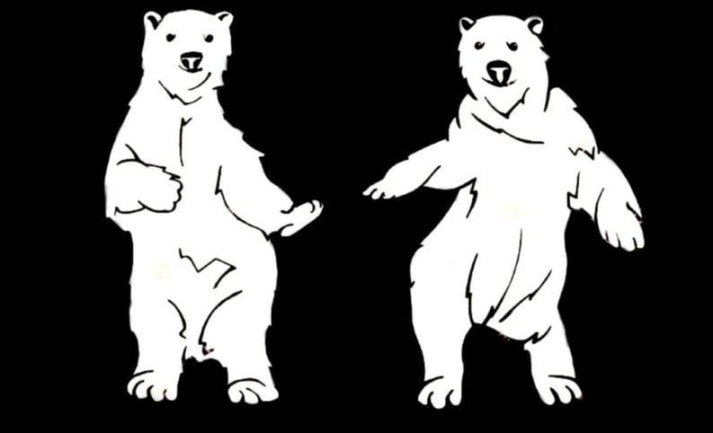 The Polar Bear Theatre Company Logo